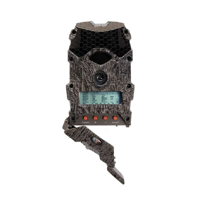 4 x WGI-M16B31DE2-8 Wildgame Innovations Mirage 16MP Game Camera Kit (4 Pack) 4