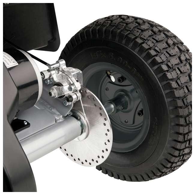 25143042 Razor Kids Electric Off Road Dirt Quad 4-Wheeler ATV, Blue 6