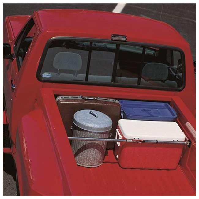 "10800472-ARB + 05059 ARB 50 Quart Car Tailgate Travel Fridge Freezer & Adjustable 40"" to 70"" Ratchet  8"