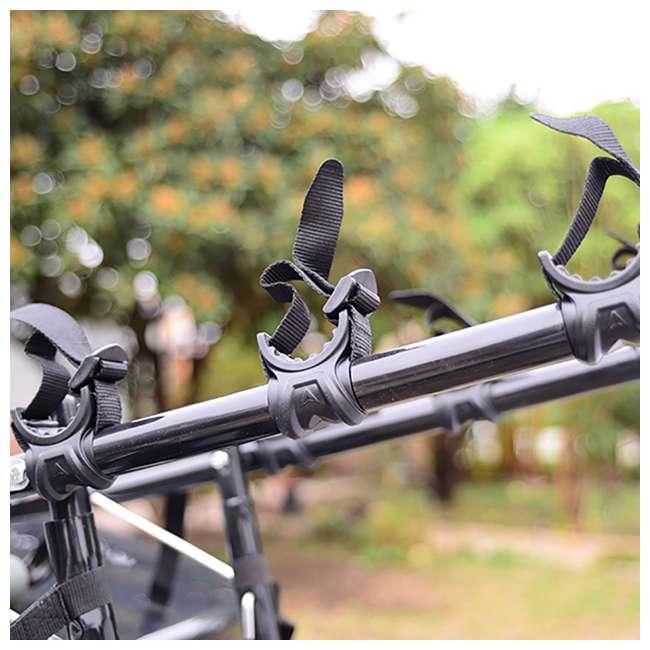 S5491 + 103DN-R Schwinn 700C Phocus 1600 Womens Drop Bar Road Bicycle & 3 Bike Car Trunk Rack 6