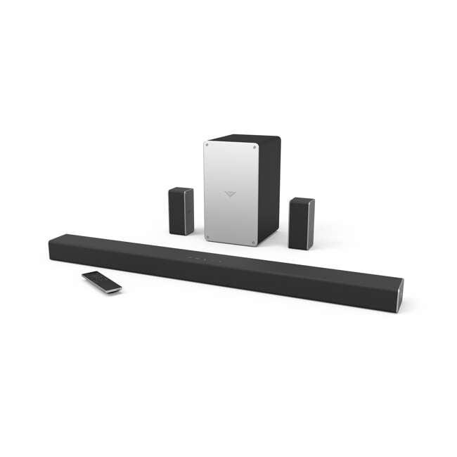 SB3651-E6C-RB VIZIO  5.1 Soundbar Speaker System (Certified Refurbished)
