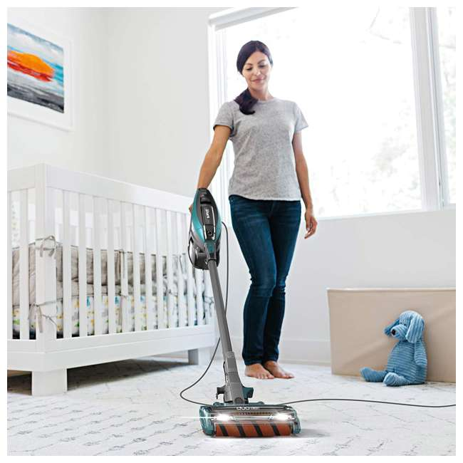 ZS362-RB Shark ZS362 APEX DuoClean Upright Bagless Vacuum Cleaner (Certified Refurbished) 1