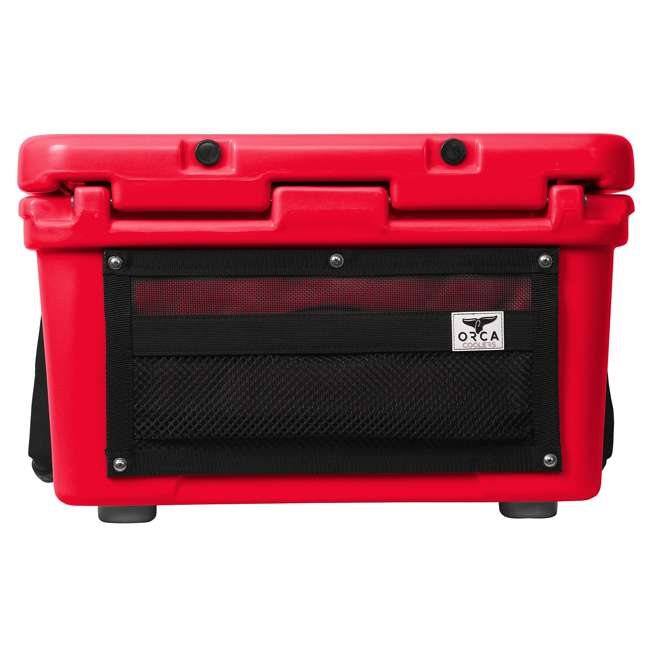 ORCRE/RE026 ORCA 26-Quart 6.5-Gallon Ice Cooler, Red 2