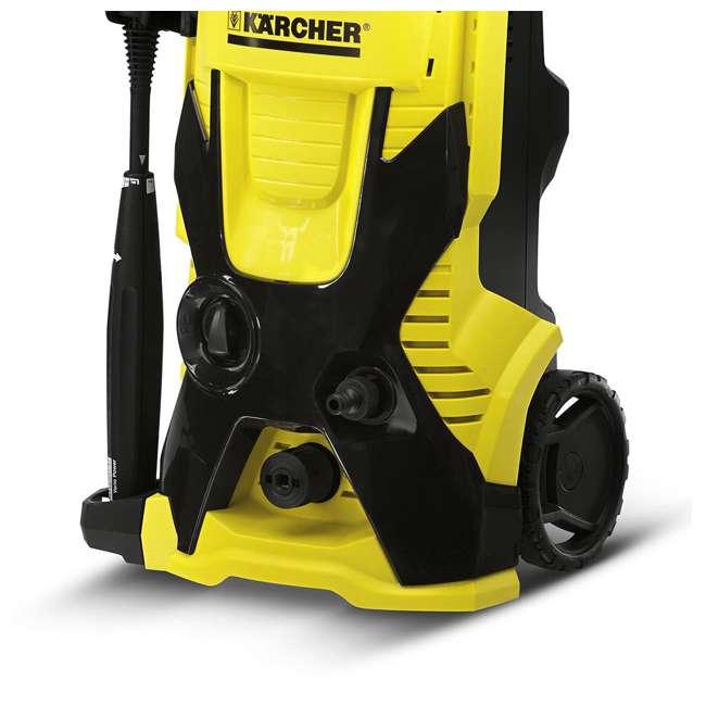 karcher 1800 psi 1 5 gpm electric pressure washer. Black Bedroom Furniture Sets. Home Design Ideas