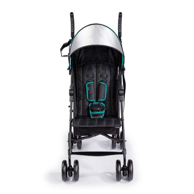 32693 Summer Infant 3Dlite Lightweight Folding Convenience Toddler Baby Stroller, Teal 1