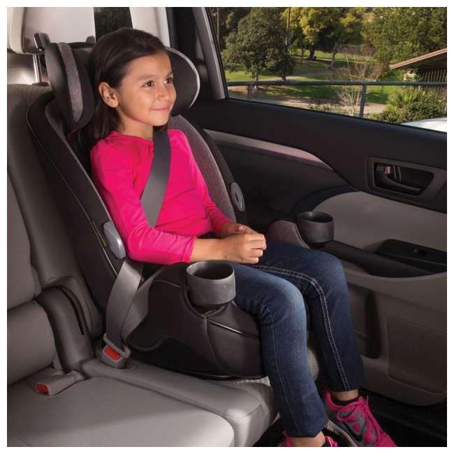 CC138EHW Safety 1st Grow & Go EX Air 3-in-1 Car Seat, Aqua Pop 2