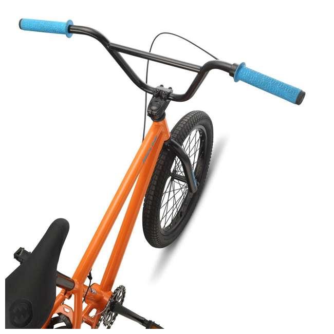 06-0510038 Redline Rival 20 Inch Childrens Kids Youth Freestyle BMX Bike Bicycle, Orange 2