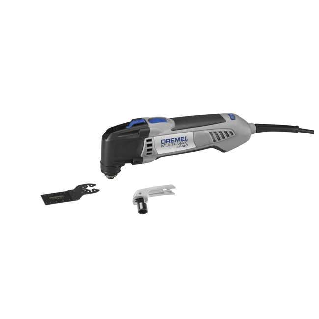 MM30-DR-RT-RB + SM20-DR-RT-RB Dremel Multi-Max Kit & Circular Saw (Certified Refurbished) 5