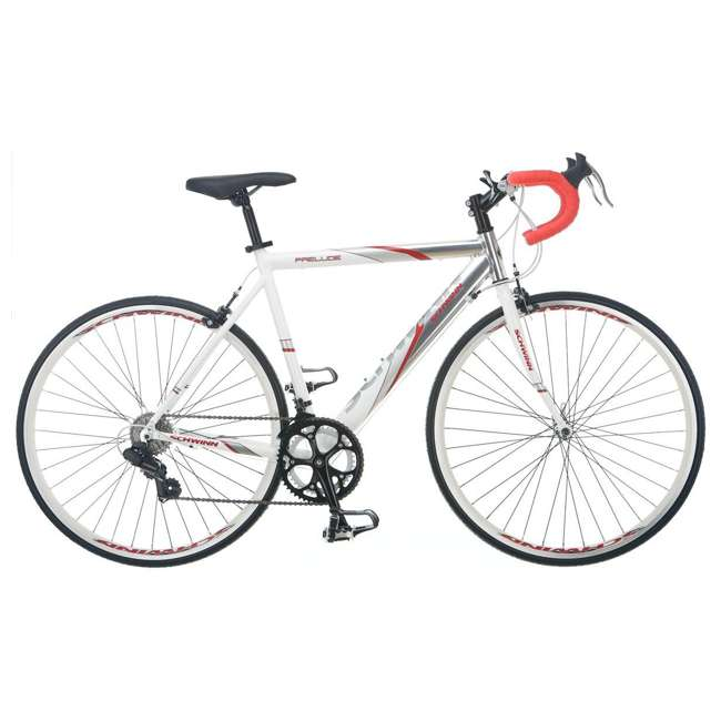 schwinn prelude 700c men u0026 39 s drop bar road bike   s4030