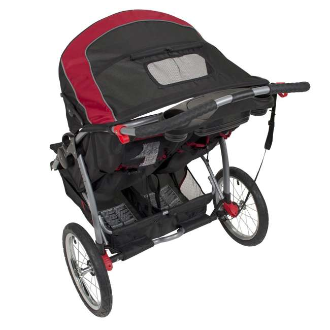 Baby Trend Expedition Double Jogger Stroller Centennial