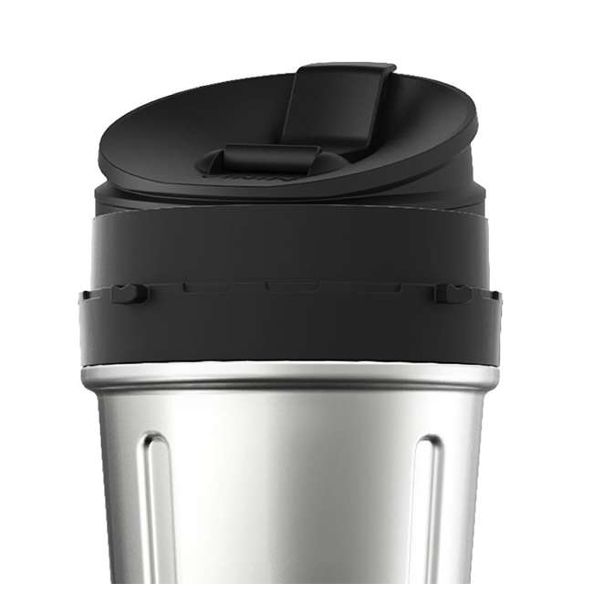 XSWDWSS24W-U-A Ninja 24-Ounce Stainless Steel Nutri Ninja Cup with Sip & Seal Lid (Open Box) 1