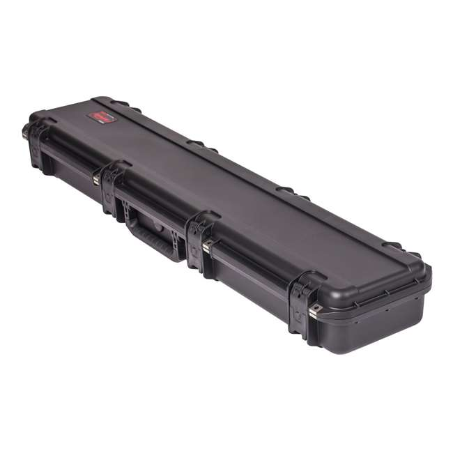 3i-4909-SR SKB Cases 3I-4909-SR iSeries Hard Plastic Single Hunting Rifle Case (2 Pack) 2
