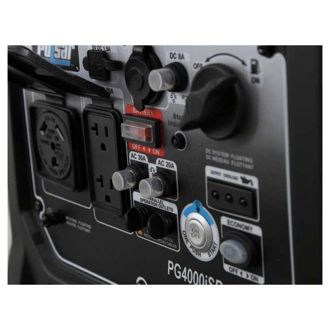 PG4000ISR Pulsar 4000 Watt Inverter Generator with Remote Start 4