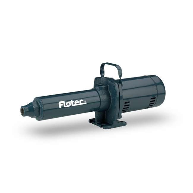 FP5722-01 Pentair FP5722 Flotec 0.75 HP Multistage Cast Iron High Pressure Booster Pump