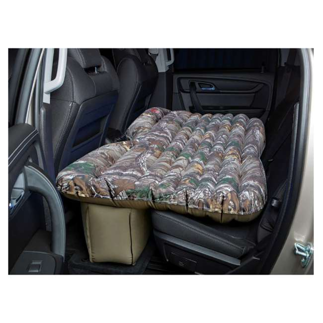 PPI-CMO_TRKMAT Airbedz Inflatable Car Truck Backseat Air Mattress, Camo 1