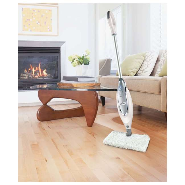 S3601_EGB-WH-RB-U-A Shark Heated Floor Steam Pocket Mop (Certified Refurbished) (Open Box) 3