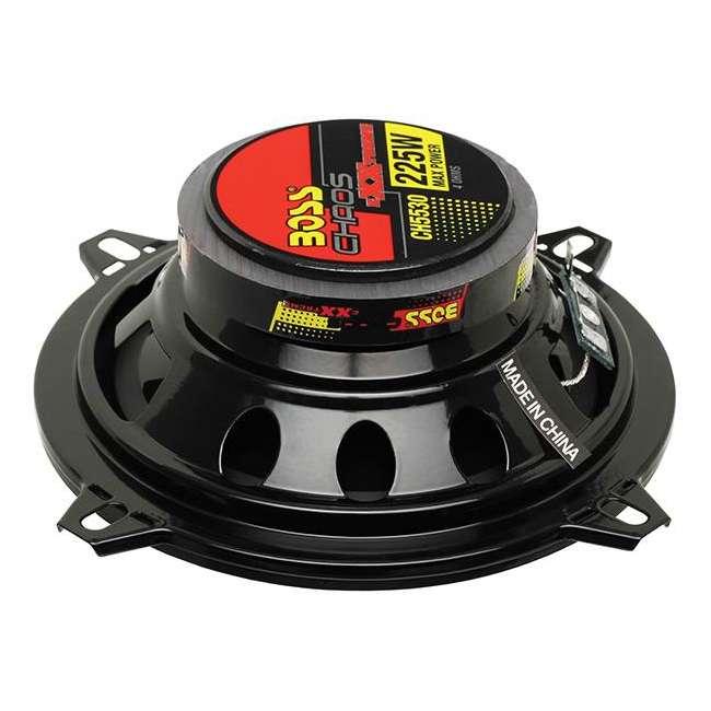 CH5530 Boss 5.25-Inch 3-Way 225 Watt Speakers (Pair)   CH5530 1