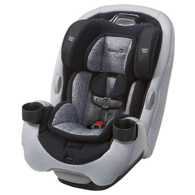 CC190ECJ Safety 1st Grow and Go Ex Air 3 In 1 Baby Convertible Car Seat (2 Pack) 1