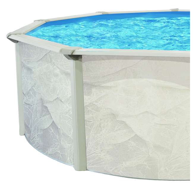 Cornelius pools phoenix 18 x 52 above ground pool without for Clearance above ground pools
