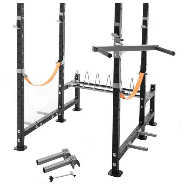 Marcy pro home weight training fitness power rack mwm