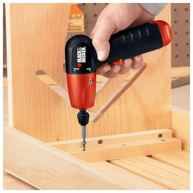 AD600 + 71-912 + BDMKIT101C Black & Decker 2 Hex Drill Driver & Bit Set & Picture Hanging Kit 1