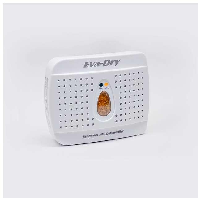 E-333 Eva Dry E-333 Renewable 333 Cu Ft Small Space Closet Mini Dehumidifier (2 Pack) 3