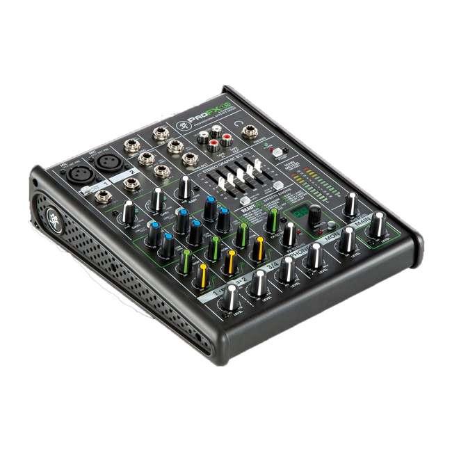 ProFX4v2-OB Mackie ProFX4v2 Live Sound 4-Channel Mixer 1