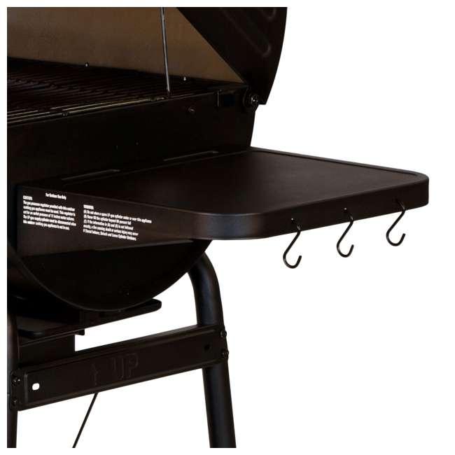 CHAR3001 Char Griller 3-Burner Grillin' Pro Propane Gas Grill 6