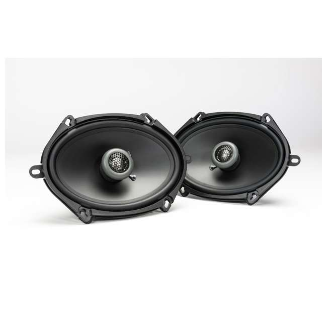 FKB168-U-A Maxxsonics MB Quart Formula 5x7/6x8 In 2 Way Coaxial Car Speakers (Open Box)