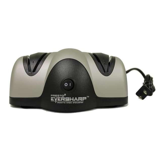 08800 Presto 08800 EverSharp Electric Knife Sharpener 2