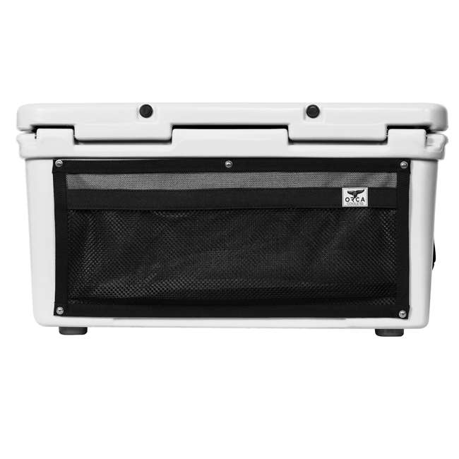 ORCW075 ORCA 75-Quart 15.6-Gallon Ice Cooler, White 1