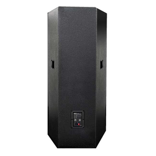 GTX-2150 + XGA-4000 2 Gemini GTX-2150 Dual 15-Inch Speakers 2520w with 4000w Amp (Pair) 1