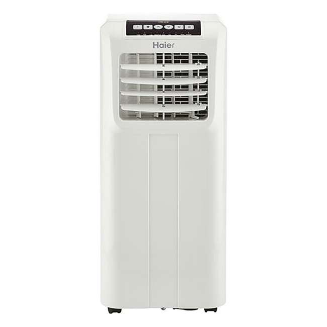 3 x HPP08XCR-U-C Haier Portable 8,000 BTU AC Unit with Remote, White (For Parts) (3 Pack) 1