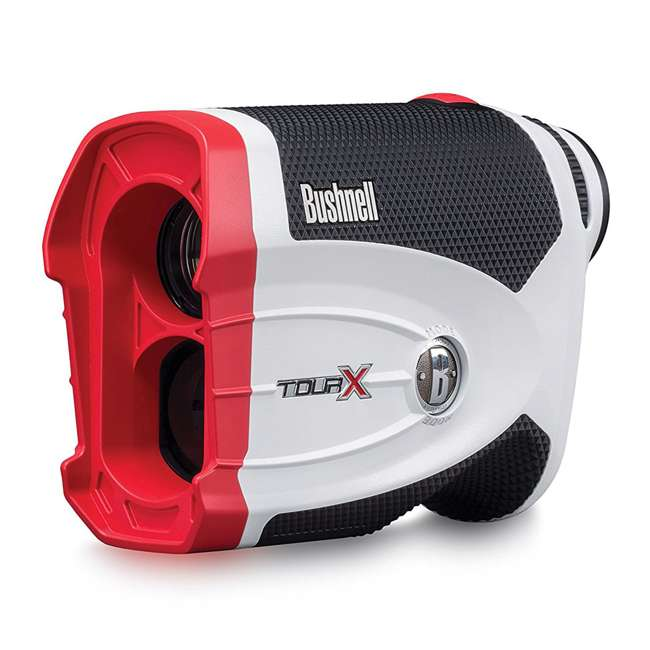 BGOLF-201540-RB Bushnell Tour X Laser Golf Rangefinder, (Certified Refurbished)