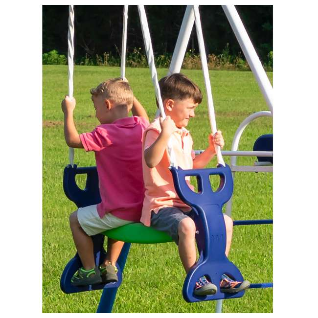 XDP-76208 XDP Recreation All-Star Outdoor Playground Kids' Swing Set 4