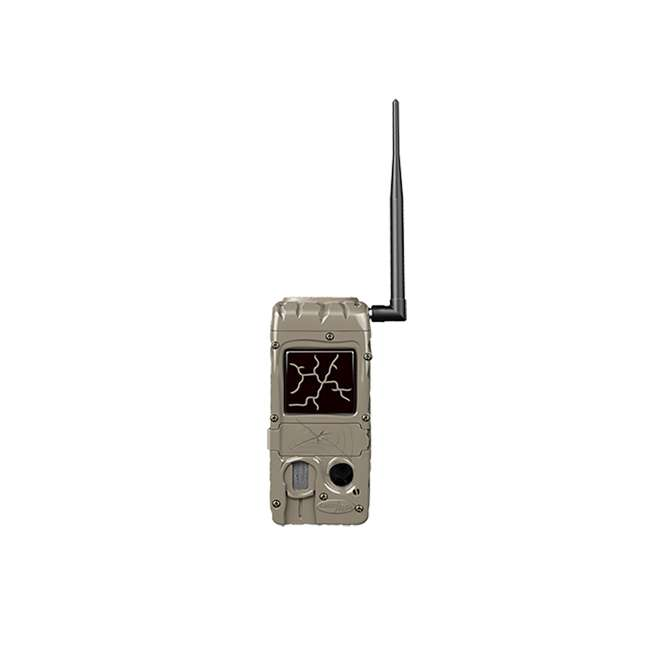 G-5079 CuddeLink Power House Black Flash 20 MP Wireless Network Trail Camera (2 Pack) 1