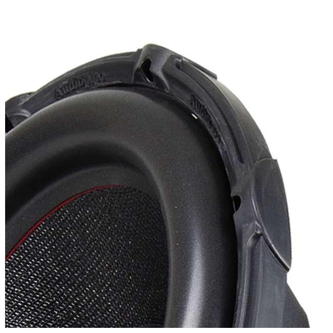 "TXX-BDC2-15-U-B AudioPipe High Power 1800W 15"" 4 Ohm DVC Car Audio Subwoofer, Black (Used) 2"