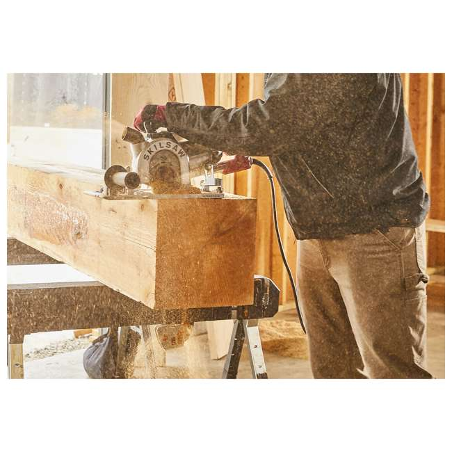 SPT55-11 SKILSAW SPT55-11 16 Inch Heavy Duty Worm Drive SAWSQUATCH Carpentry Chainsaw 3