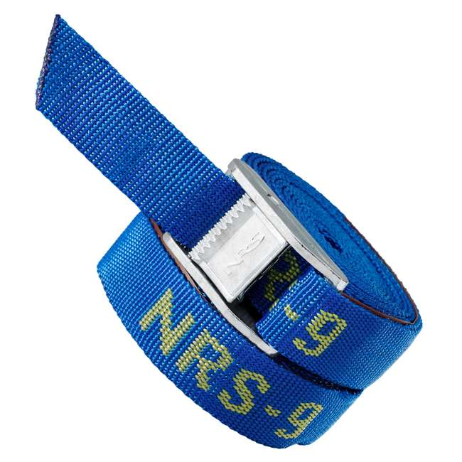 NRS_60001_01_114 NRS 1-Inch Long Heavy Duty Tie Down Strap, 9 Feet Long (Pair) 2