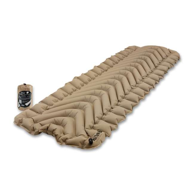 06SVCY01C-U-A Klymit Static V Recon Body Mapped Inflatable Sleeping Pad - (Open Box) (2 Pack)