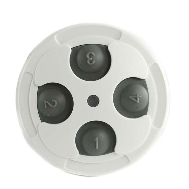 Jandy 7441 4 Button Spa Side Remote With 100 U0026 39  Cord