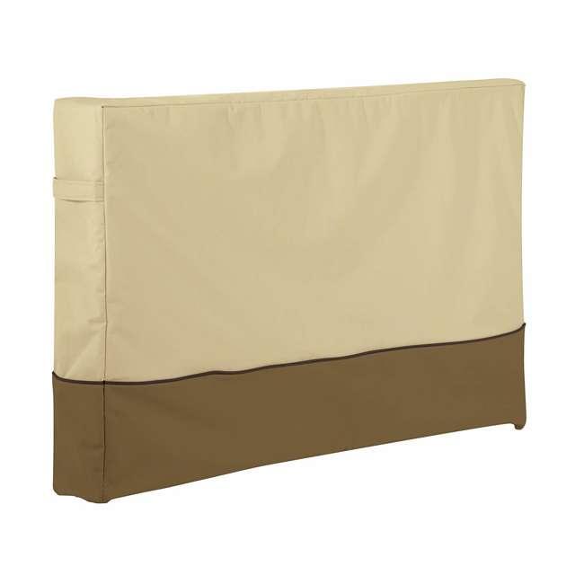 "55-794-201501-00 Classic Accessories Veranda 54"" Flatscreen Outdoor TV Weather Resistant Cover"