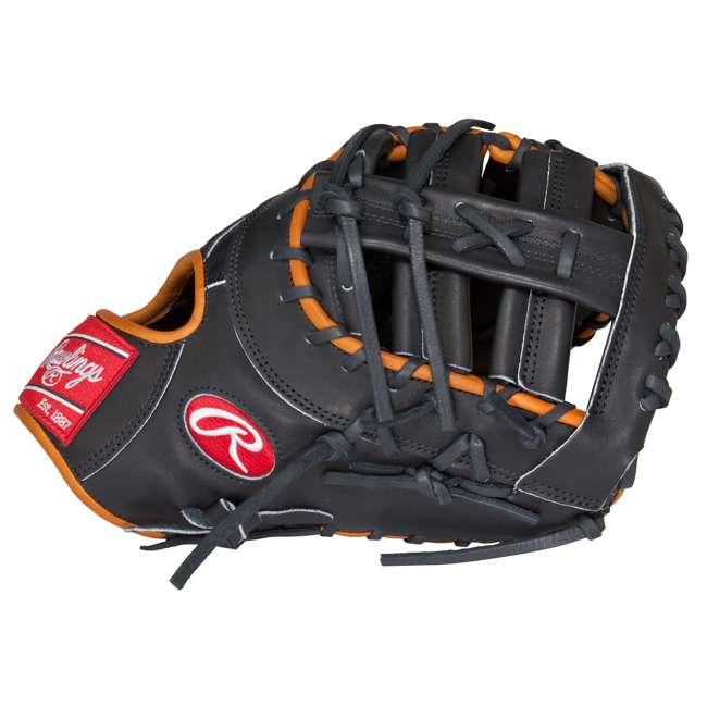 PRODCTJB Rawlings Heart of the Hide 13-Inch First Base Mitt Adult Baseball Glove