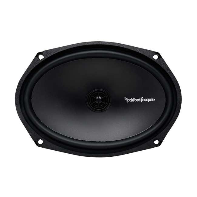 3 x R169X2 Rockford Fosgate 6x9-Inch 130W 2 Way Speakers (6 Pack) 5
