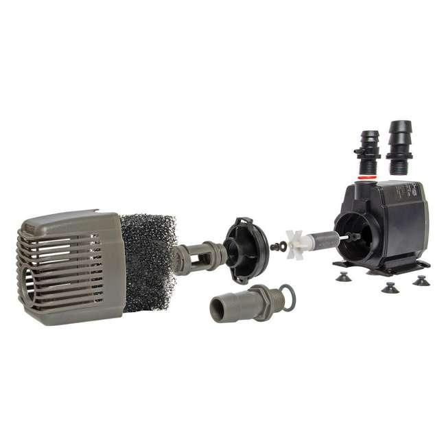 AAPW550-U-A Active Aqua 550 GPH Hydroponic Aquarium Pump (Open Box) 3