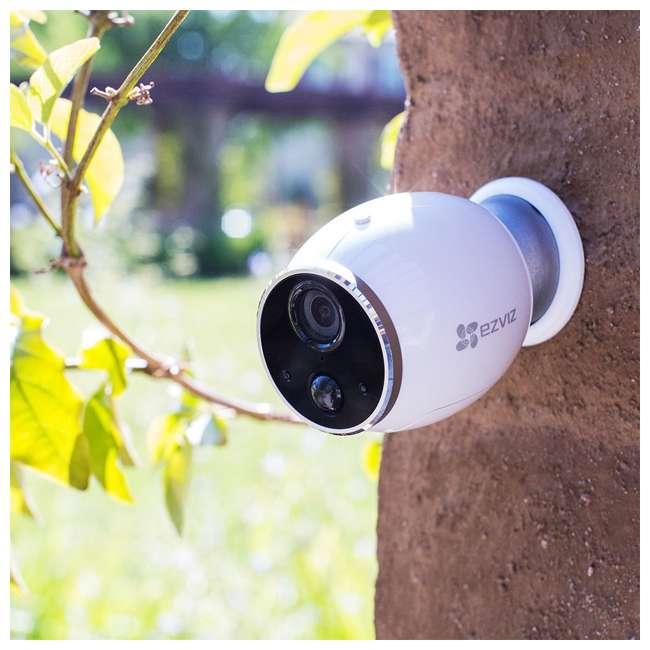 EZMINTRPB2G8 EZVIZ Mini Trooper 2-Camera Security System 3