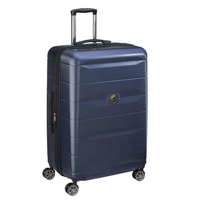 """40386583001 DELSEY Paris Comete 2.0 28"""" Expandable Spinner Upright Hardside Travel Bag, Blue 1"""