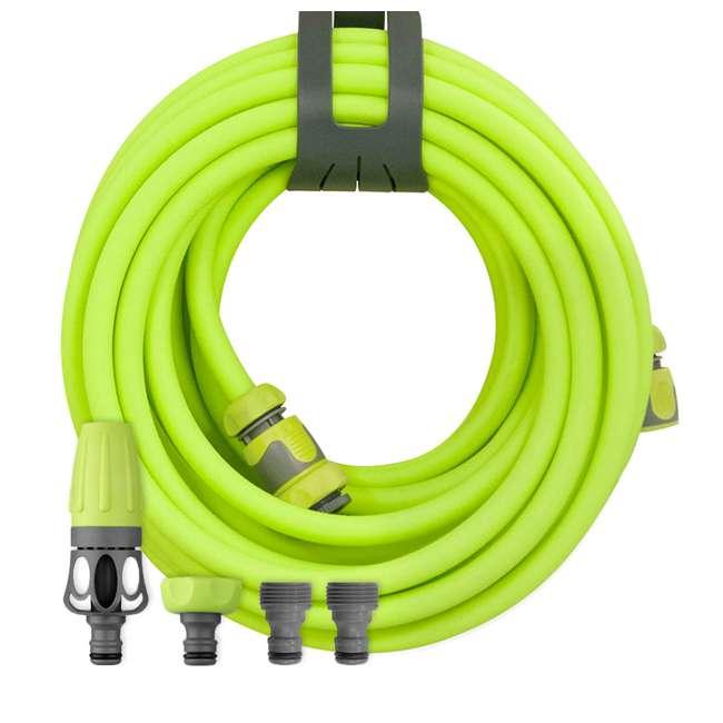 5 x LEG-HFZG12050QN Flexzilla 50-Foot 1/2-Inch Garden Hose Kit (5 Pack) 3