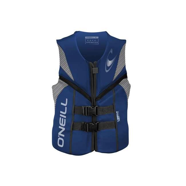 4720-CJ1-XL Reactor USCG Wakeboarding/Waterskiing Life Vest, XL