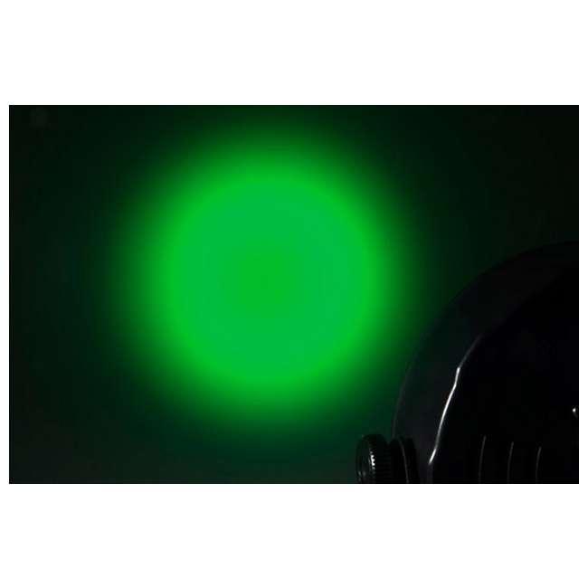 Slim-Par64 Chauvet SlimPar 64 LED DMX Slim Par Can Stage Pro DJ RGB Lighting Effects (Pair) 9